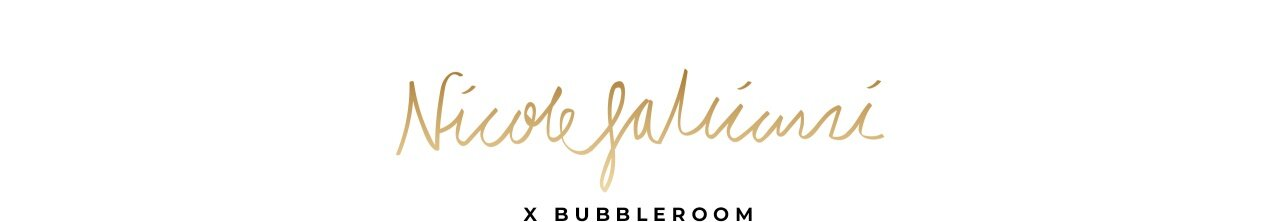 Nicole Falciani X Bubbleroom - osta mallistosta