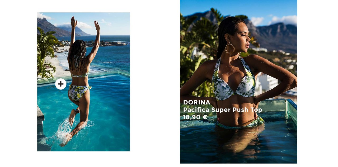 Dorina Pacifica Super Push Top