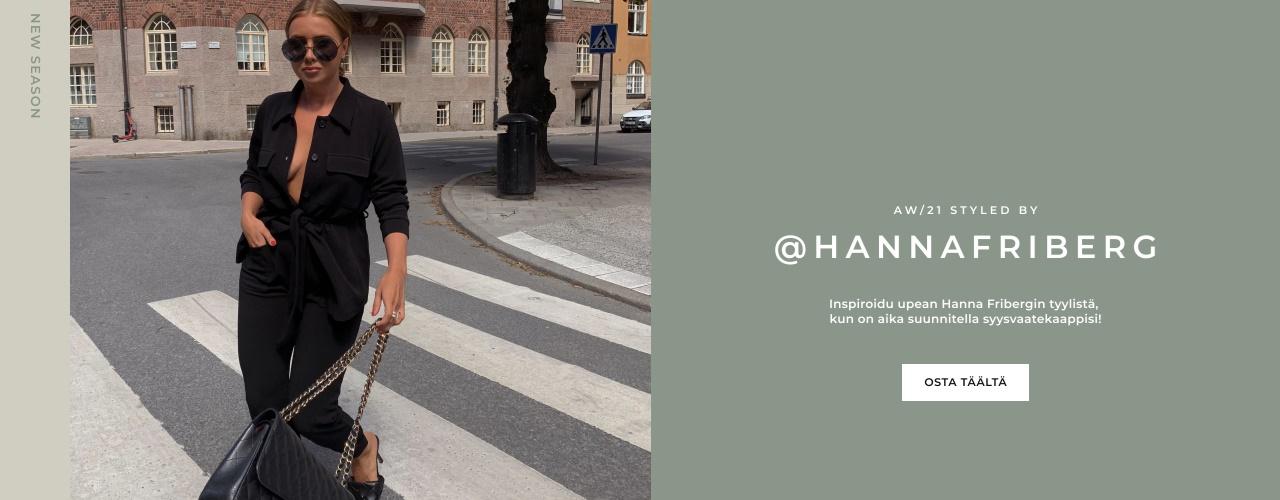 Pre fall with Hanna Friberg