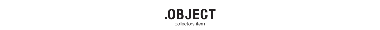 Shoppa varumärket object