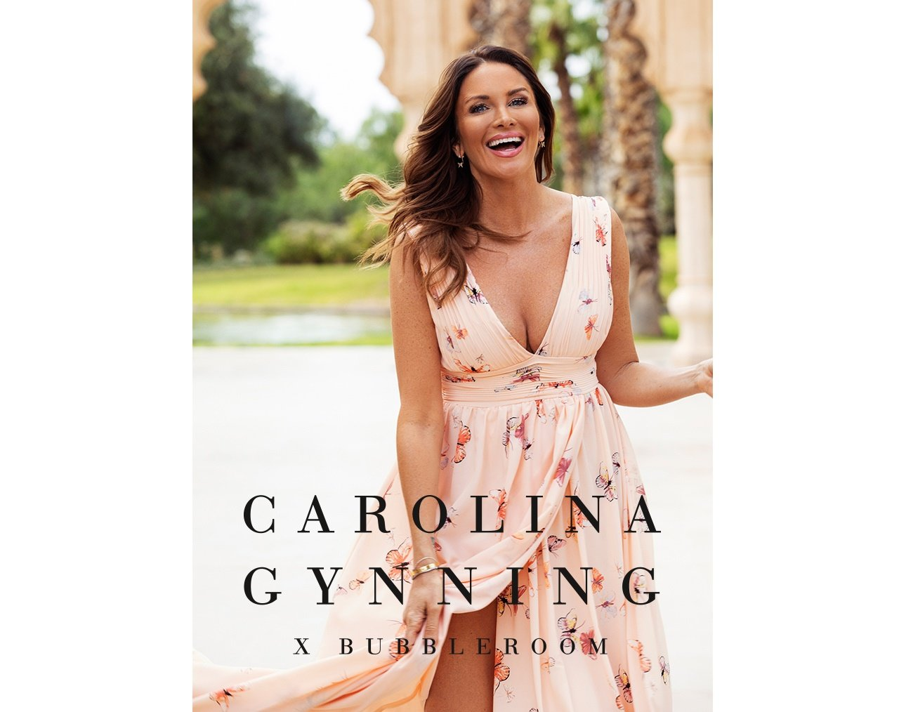 Carolina Gynning Design Collab with Bubbleroom