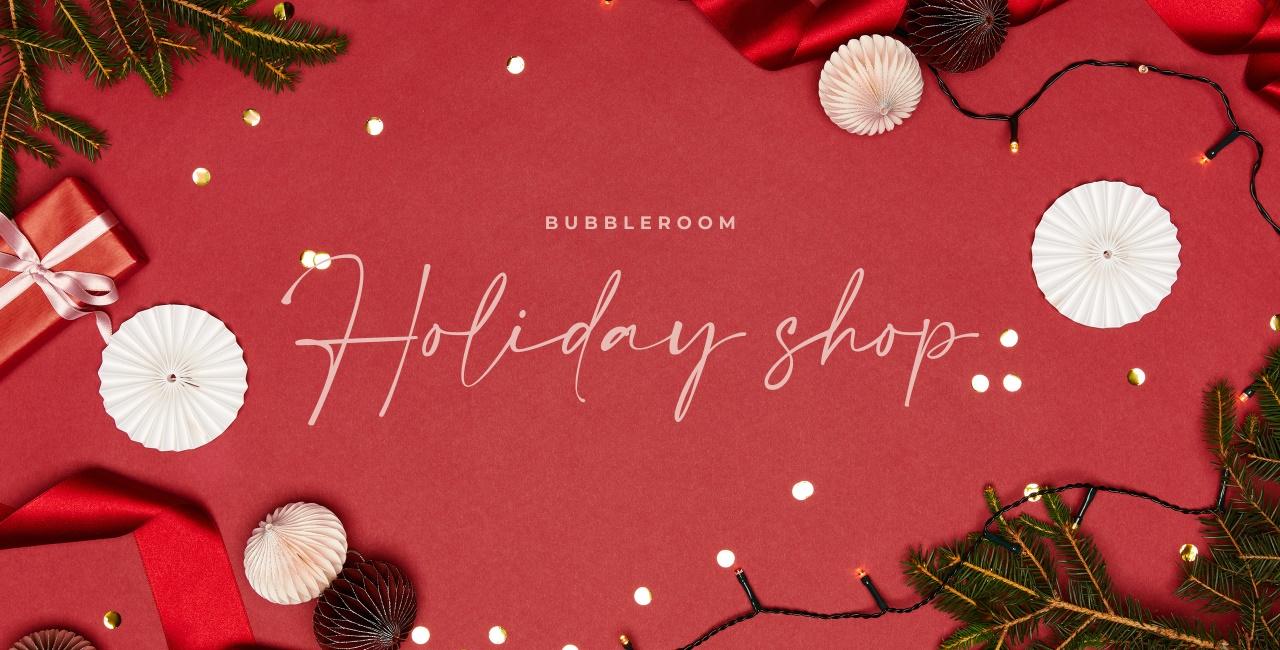 Bubbleroom holiday shop - Osta täältä