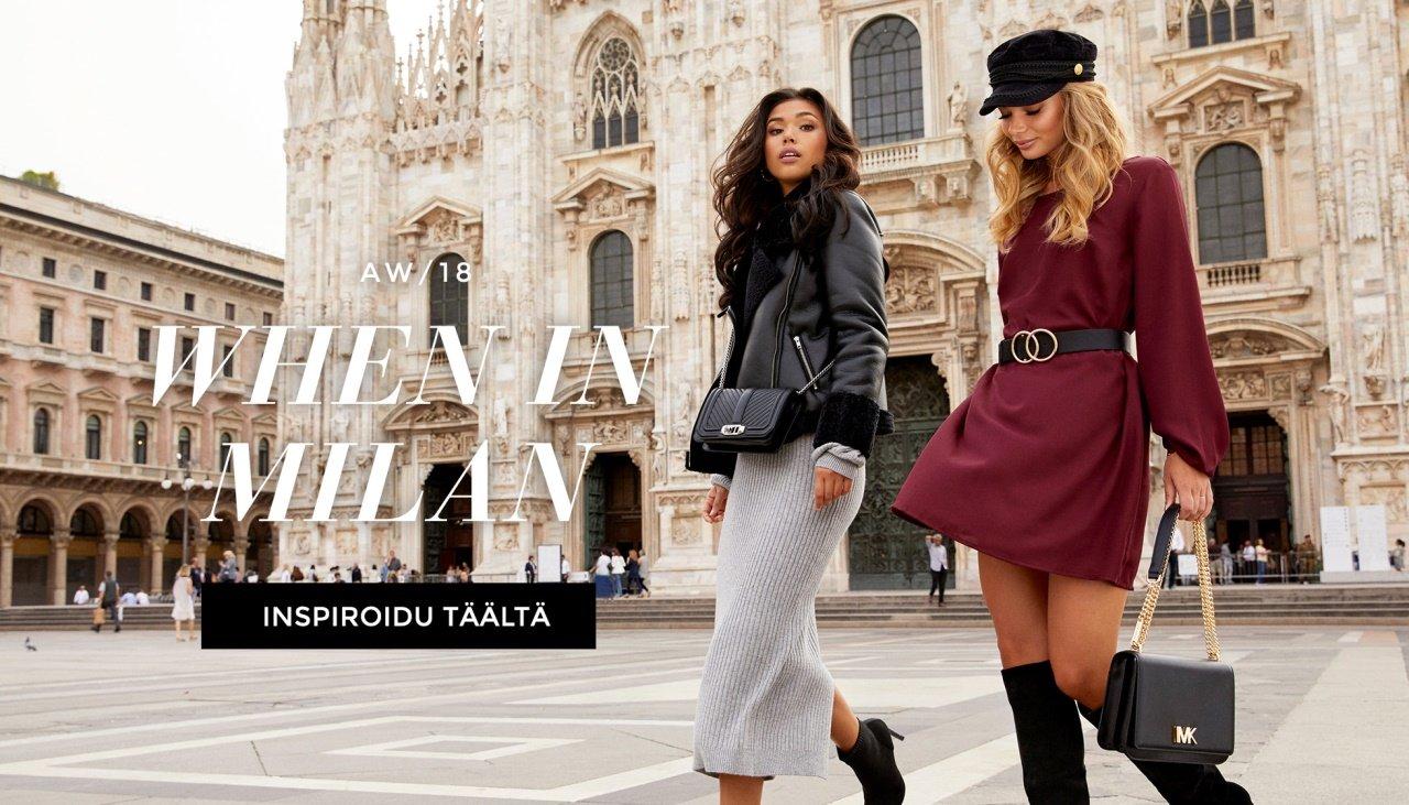 When in Milan - Osta uutuudet