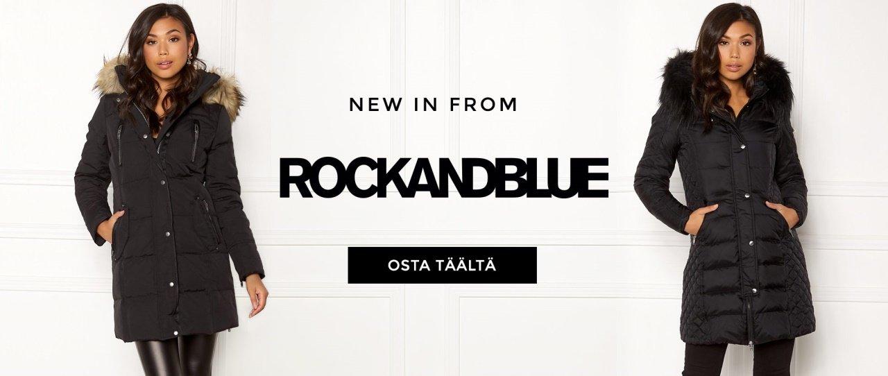Rock and blue talvitakit