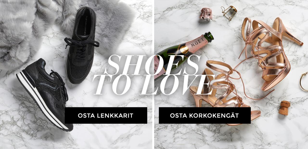 Osta kengät