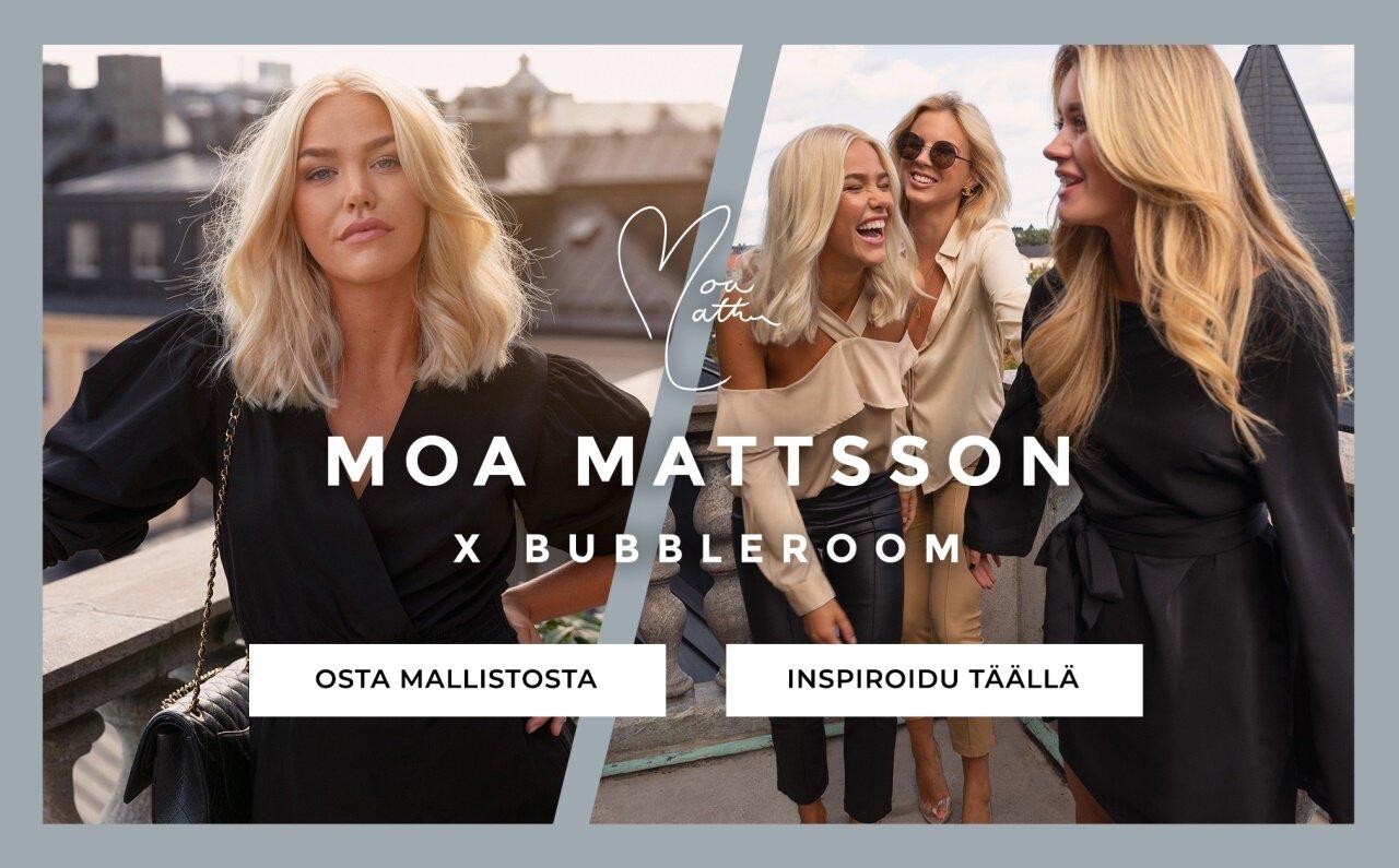 Shop kolleksjonen: Moa Mattsson