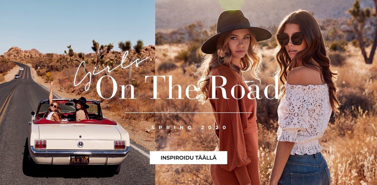 Girls on the road - Osta täältä!