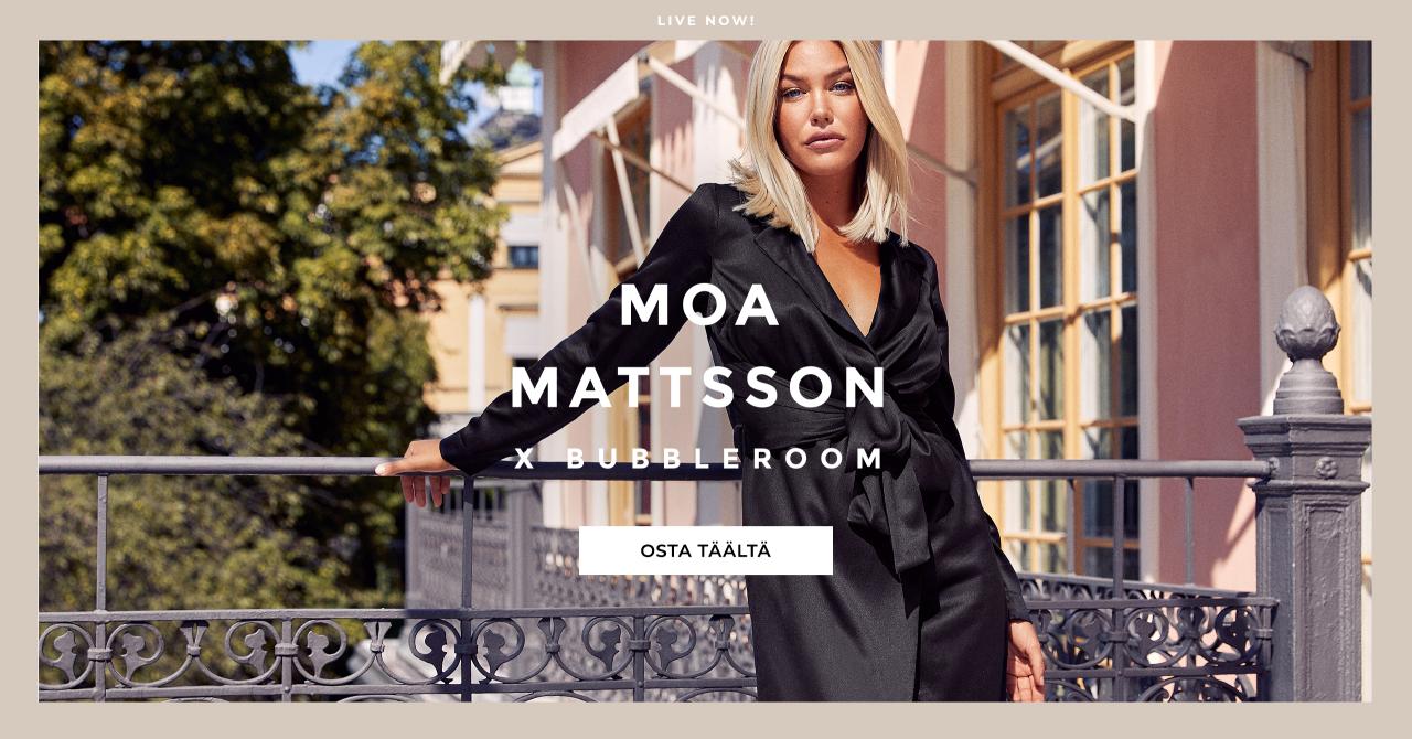 Moa Mattsson x Bubbleroom drop 2 - osta täältä
