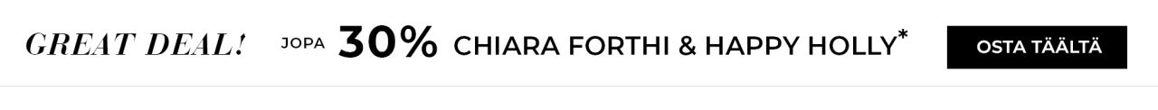 Jopa 30% Chiara Forthi & Happy Holly