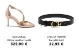 Sargossa heels ja Barletta vyö