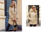 Lämpimiä takkeja merkiltä Chiara Forthi ja Happy Holly