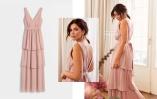 Nicole Falciani Frill Gown