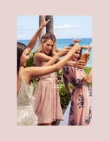 Peaches Dress Dusty Lilac - Chiara Forthi