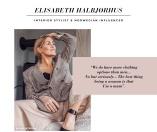 Elisabeth Halbjorhus influencer