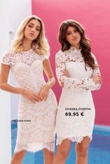 luhia valkoisia mekkoja