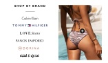 Shoppa badkläder från lyxiga varumärken