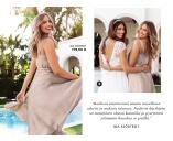 Brigitte morsiusneitojen mekko ja Belinda hääpuku