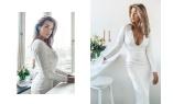 Evita Embellished Dress from Chiara Forthi