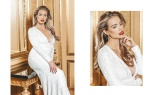 Lace bridal dresses from Chiara Forthi, Moments New York and Susanna Rivieri