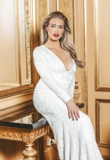 Find your dream wedding dress at Bubbleroom