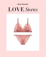 Uusi tuotemerkki -  Love Stories