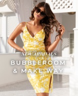 New arrivals from Bubbleroom & Make way