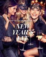 Ostoksia uudenvuoden