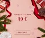 Joululahjoja alle 30 € - Osta täältä