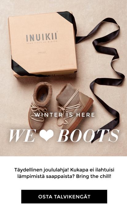 Osta talvikengät - Christmas Boots