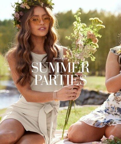 Summer parties - Osta täältä