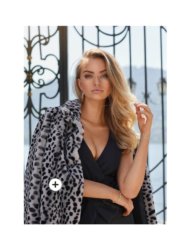 Venezia Faux fur jacket