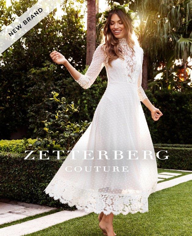 Hääpuvut merkiltä Zetterberg Couture