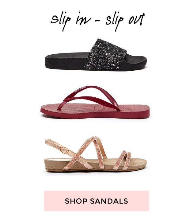 Osta sandaalit
