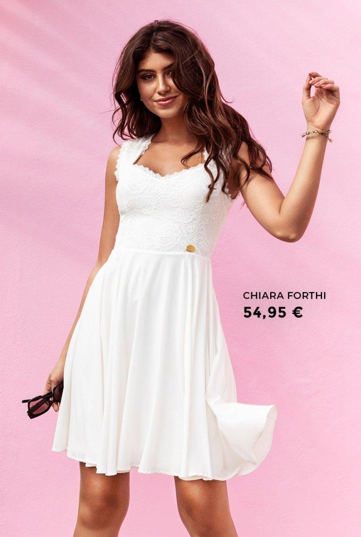 Piubella Dress merkiltä Chiara Forthi