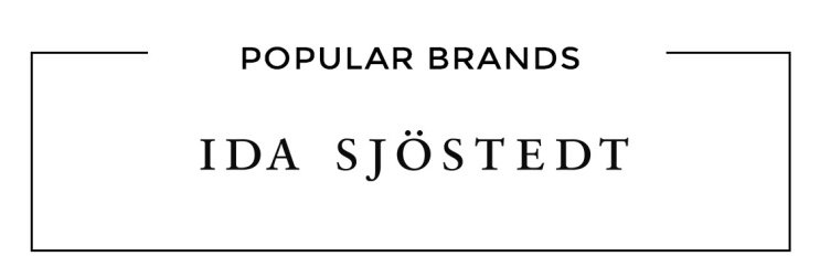 Tuotemerkki Ida Sjöstedt