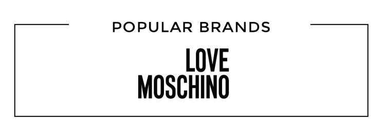 Tuotemerkki Love moschino