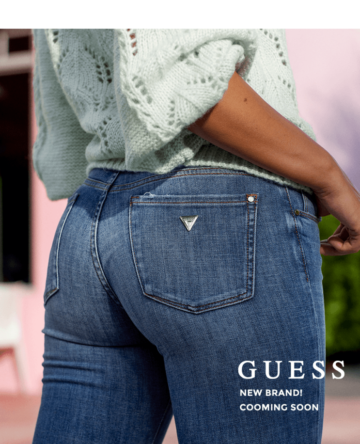 Guess - New Brand!