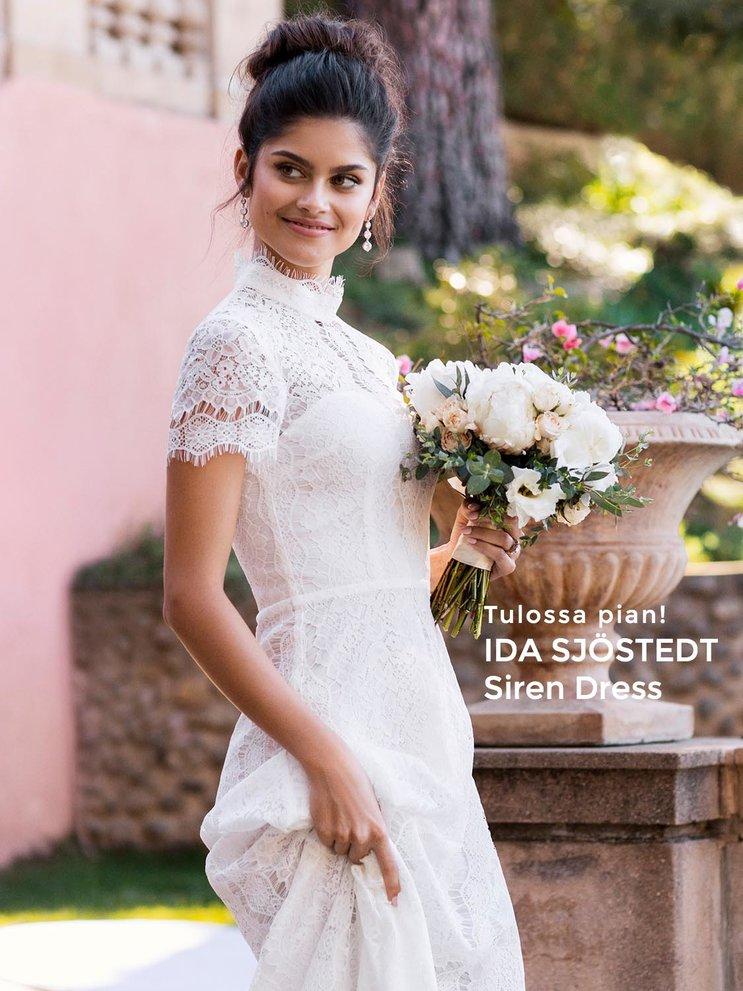 Sara Sjöstedt Siren Dress