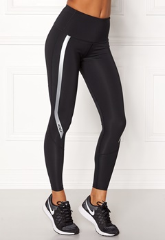 2XU Hi-Rise Compression Tight Black/silver Bubbleroom.fi