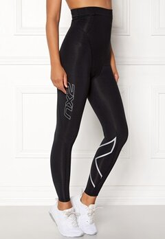 2XU Post-Natal Sport Tights Black/silver Bubbleroom.fi