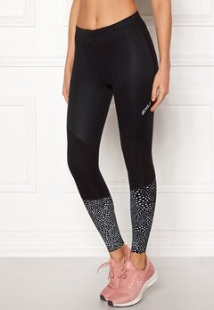 2XU Wind Defence Tights Blk/Sgr Bubbleroom.fi
