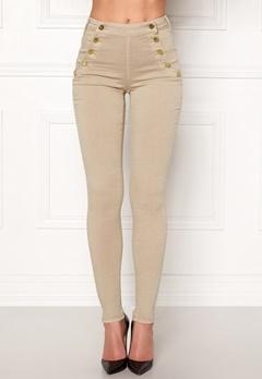 77thFLEA Adina highwaist jeans Putty Bubbleroom.fi