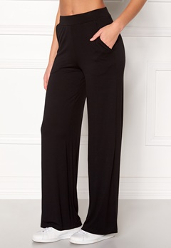 77thFLEA Alanya trousers Black Bubbleroom.fi