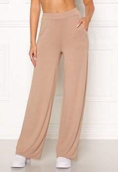 77thFLEA Alanya trousers Light nougat Bubbleroom.fi