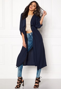 77thFLEA Baku light trench Dark blue Bubbleroom.fi