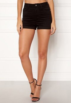 77thFLEA Bianca superstretch shorts Black Bubbleroom.fi