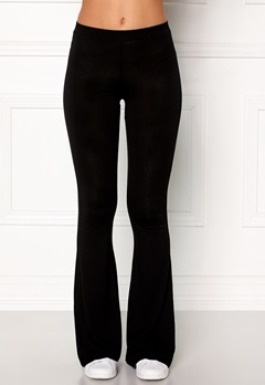 77thFLEA Cozensa trousers Black Bubbleroom.fi