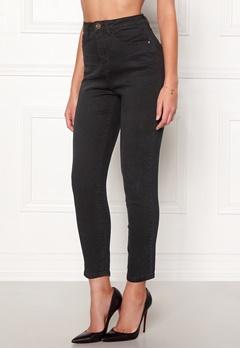 77thFLEA Felice high waist jeans Black Bubbleroom.fi