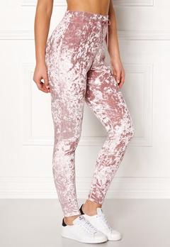 77thFLEA Lori Slim Sweatpants Dusty pink Bubbleroom.fi