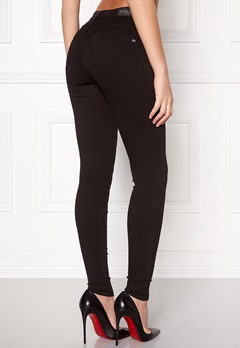 77thFLEA Miranda Push-up jeans Black Bubbleroom.fi